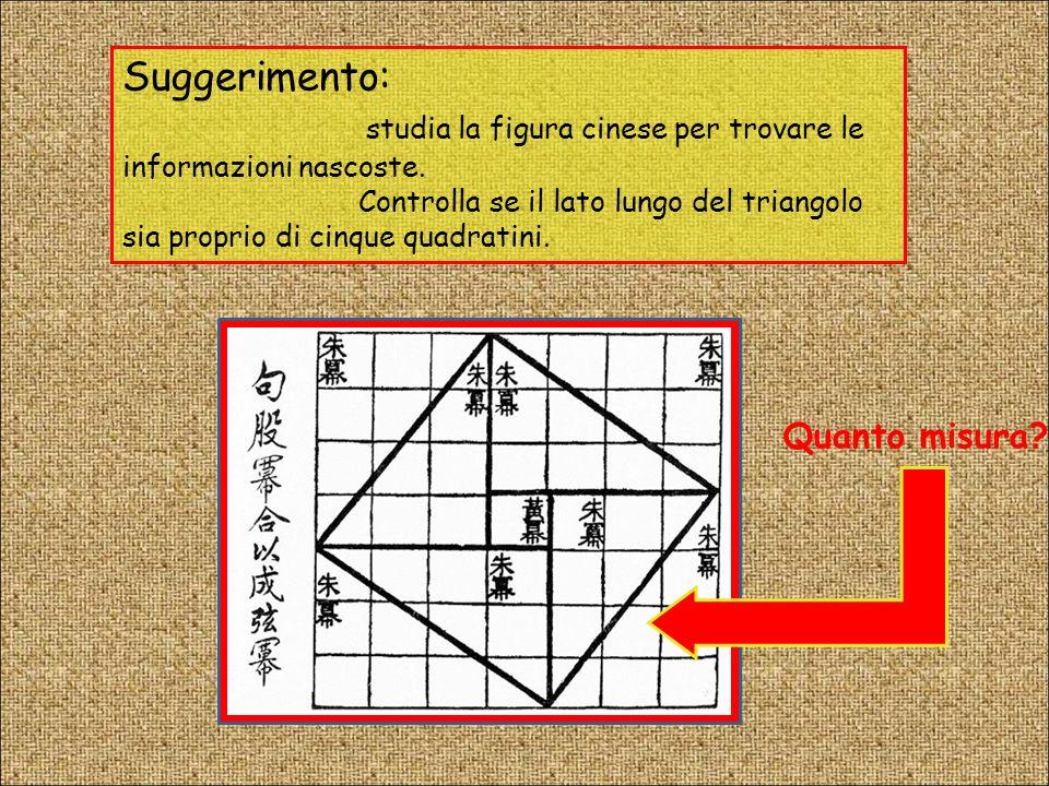 Ci sono quattro rettangoli 3 x 4 12 3 4