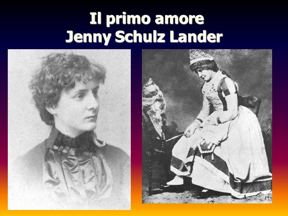 Il primo amore Jenny Schulz Lander Il primo amore Jenny Schulz Lander