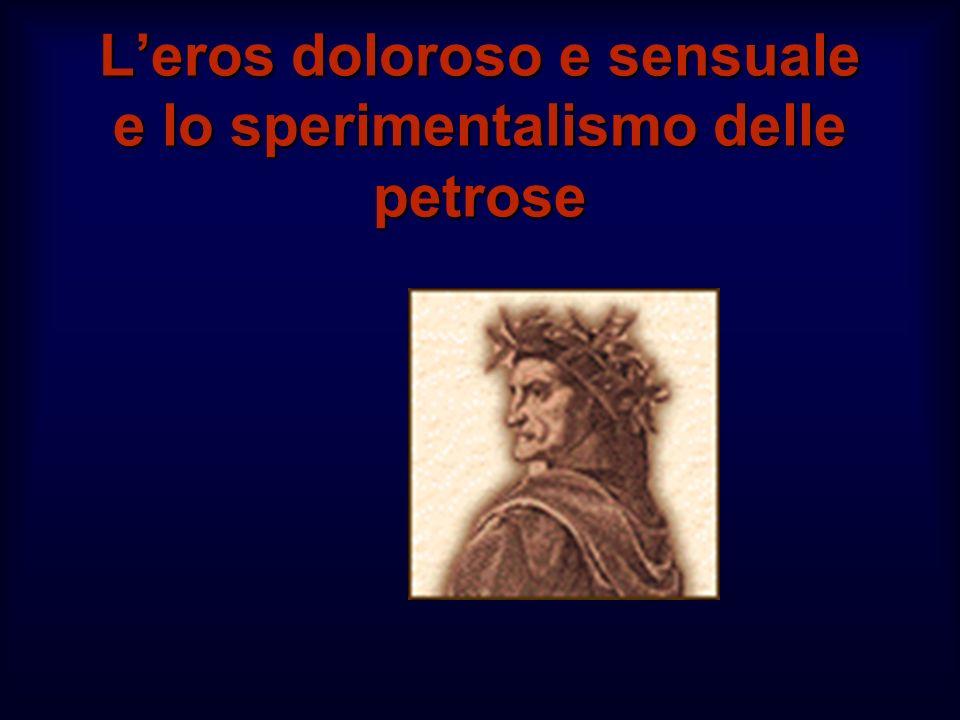Leros doloroso e sensuale e lo sperimentalismo delle petrose