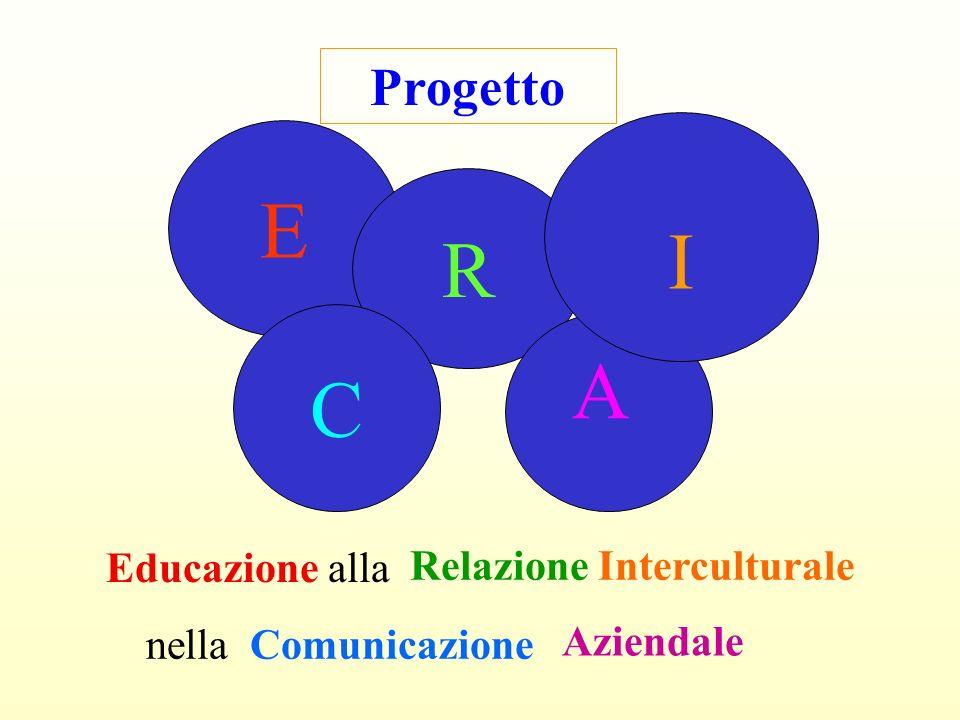 E R A C I Progetto Relazione Interculturale Educazione alla Aziendale nella Comunicazione