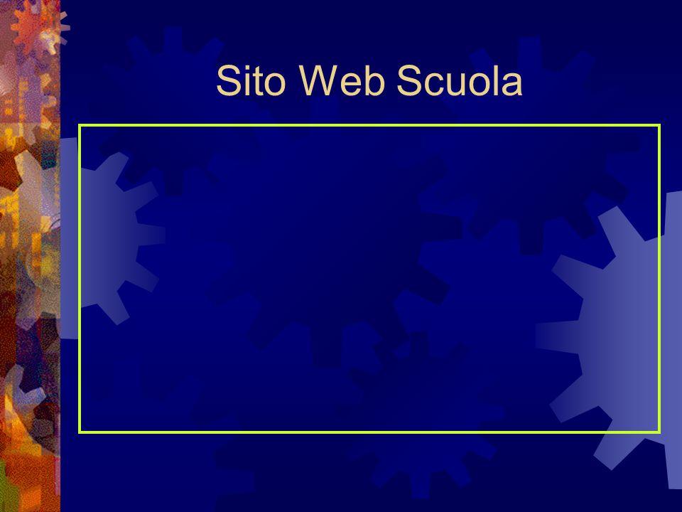 Sito Web Scuola