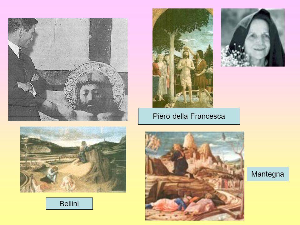 Piero della Francesca Bellini Mantegna
