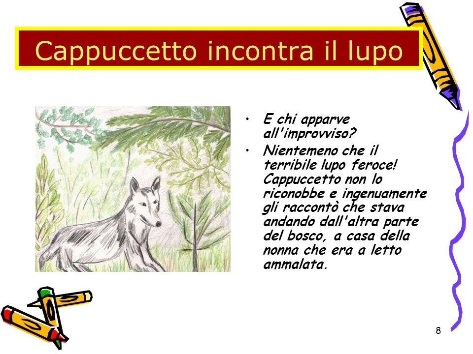 9 Attenti al lupo! !