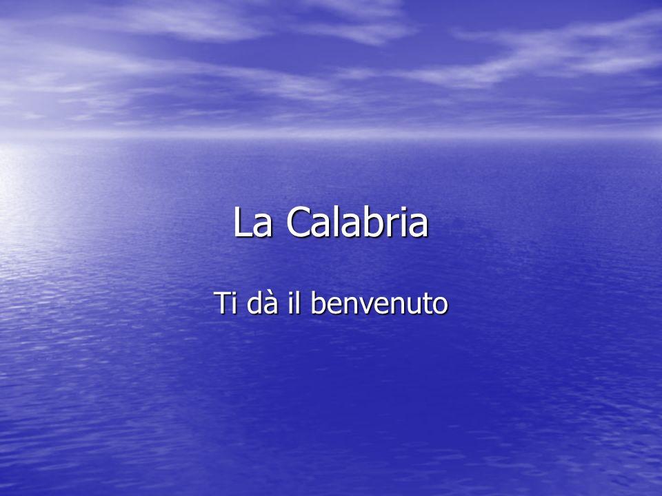 Il calore del sole, il colore dellarte Calabria con i suoi paesaggi, i sapori, il sole che accarezza antichi segreti La natura per ogni esigenza:non solo mare ma anche parchi, cime innevate E la storia che ha attraversato la regione ha lasciato testimonianze darte inestimabili, siti archeologici, cittadelle preziose e reperti raccolti con amore in musei di alto valore