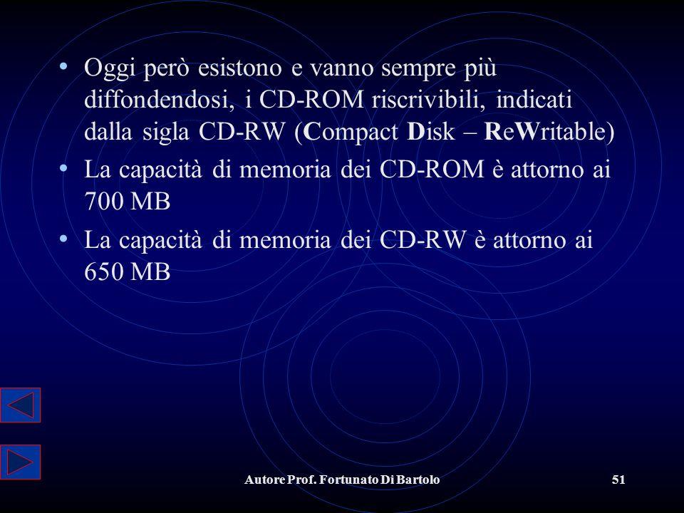 Autore Prof.