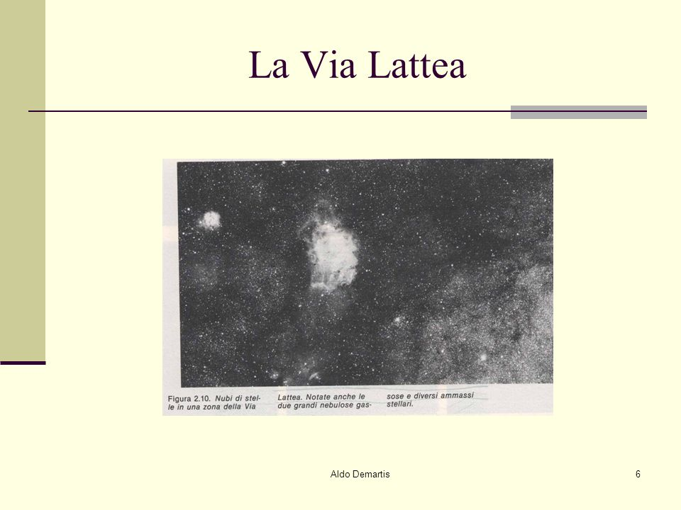 Aldo Demartis6 La Via Lattea