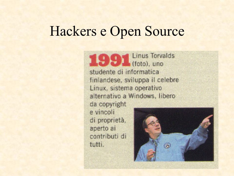 7 Hackers e Open Source