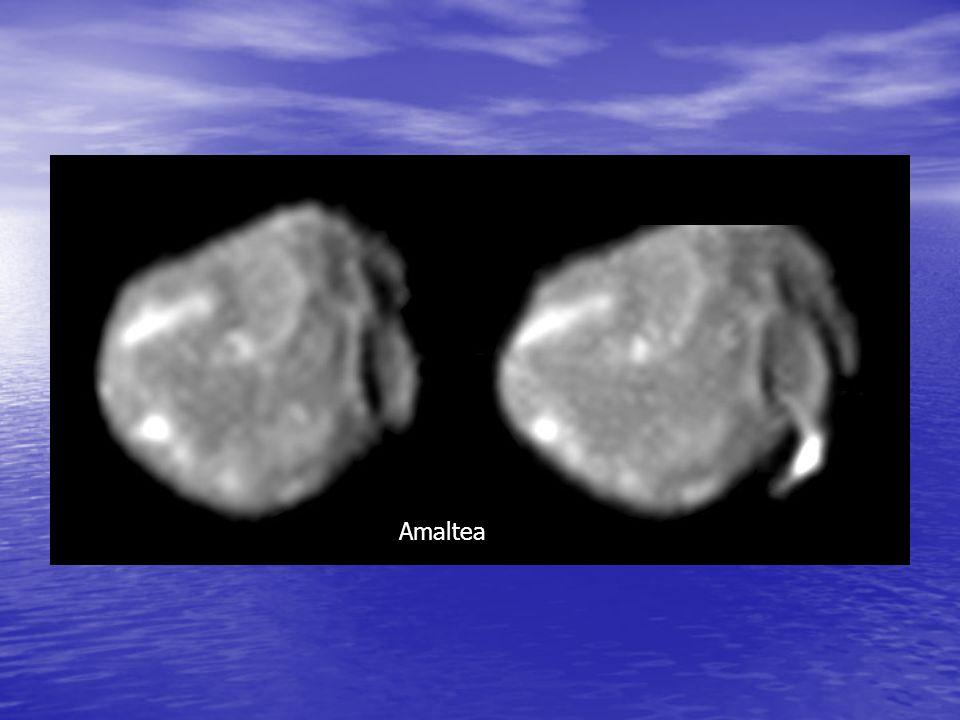 I satelliti Amaltea