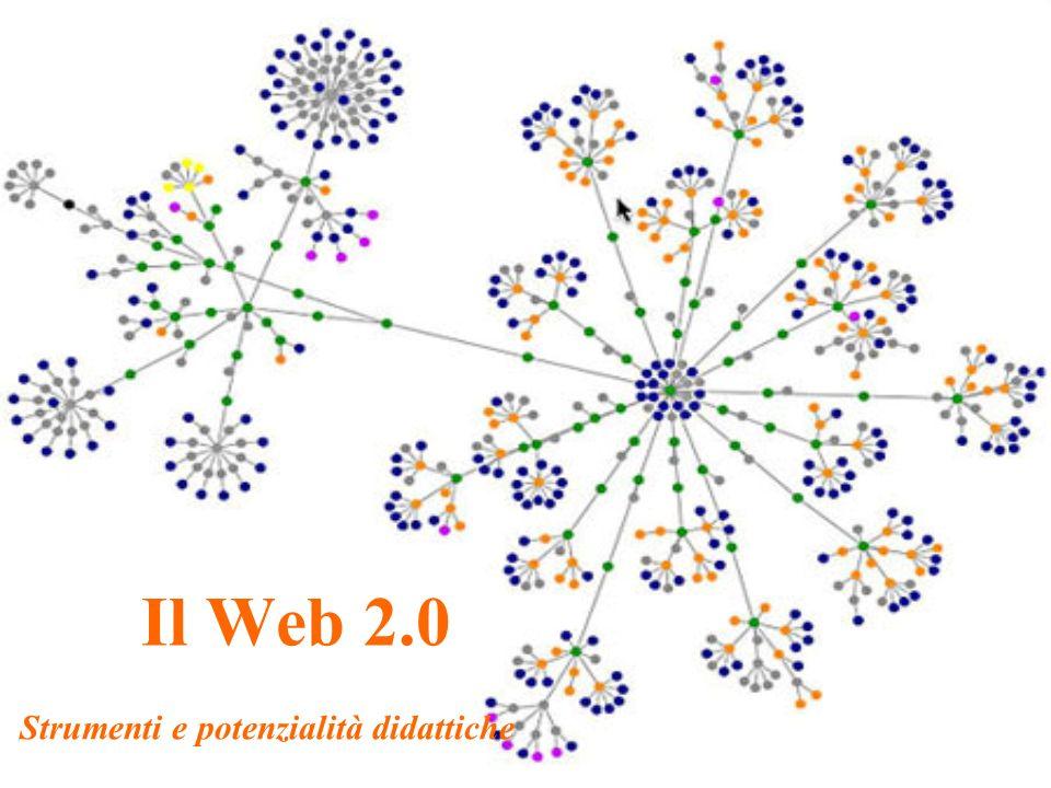 Il Web 2.0 Strumenti e potenzialità didattiche