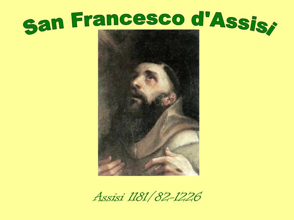 Assisi 1181/82-1226