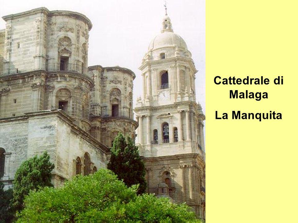 Cattedrale di Malaga La Manquita