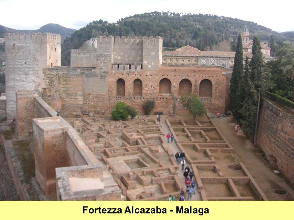 Fortezza Alcazaba - Malaga