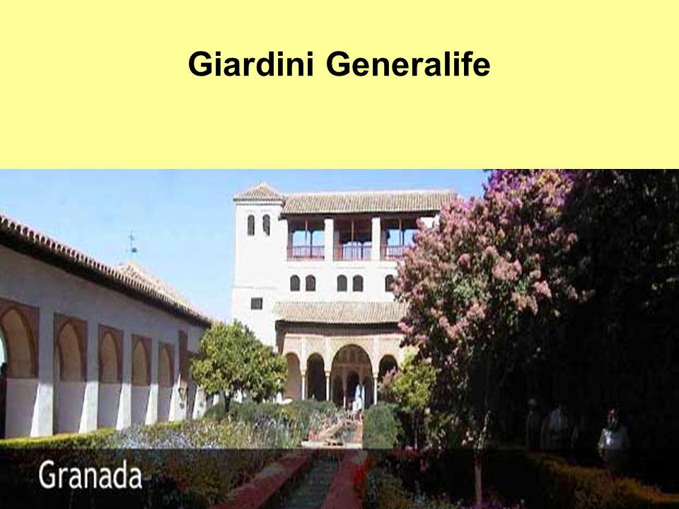 Giardini Generalife