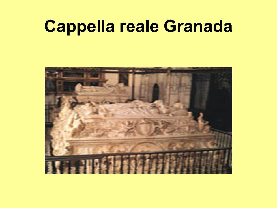 Cappella reale Granada