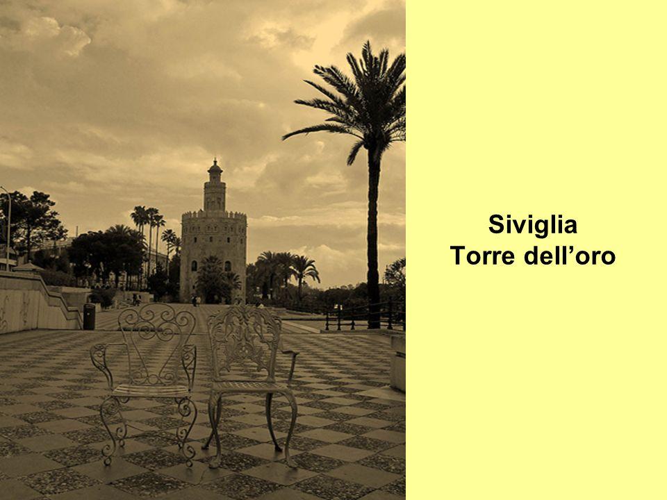 Siviglia Torre delloro