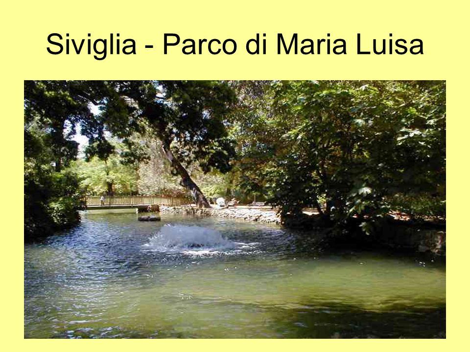 Siviglia - Parco di Maria Luisa