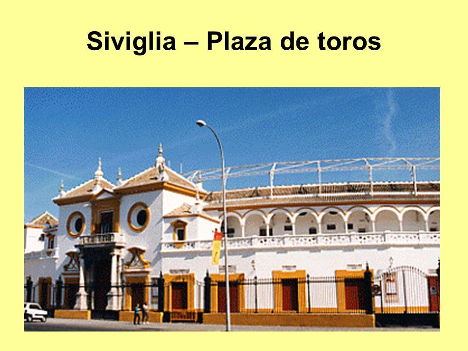 Siviglia – Plaza de toros