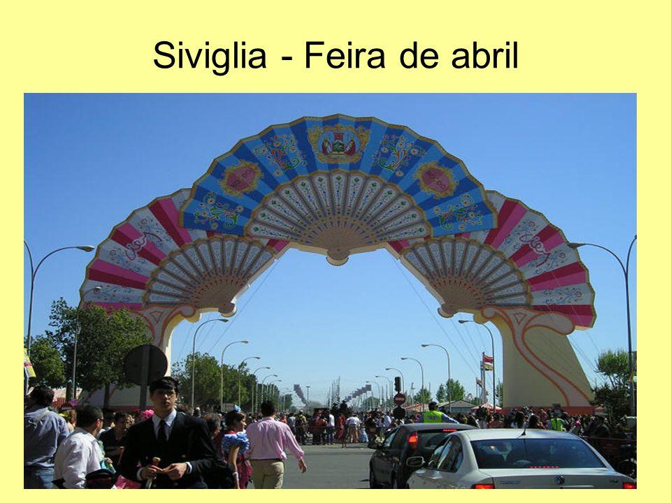 Siviglia - Feira de abril