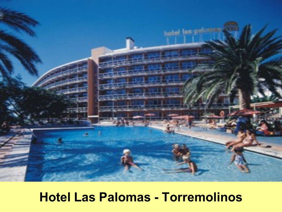 Hotel Las Palomas - Torremolinos
