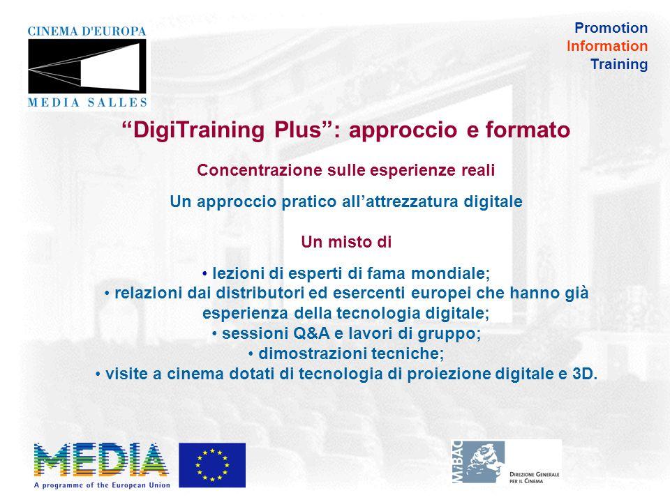 Promotion Information Training Una location eccezionale: La nuova sede dellEYE Film Institute Inaugurazione: 5 aprile 2012