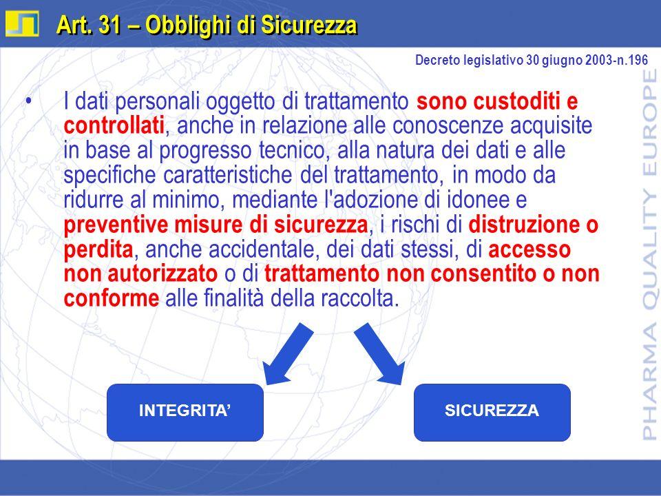 Definizione del piano di rimedio Identificazione delle azioni di rimedio Classificazione azioni (procedurale/tecnica) Identificazione delle responsabilità Pianificazione dei tempi MONITORAGGIO