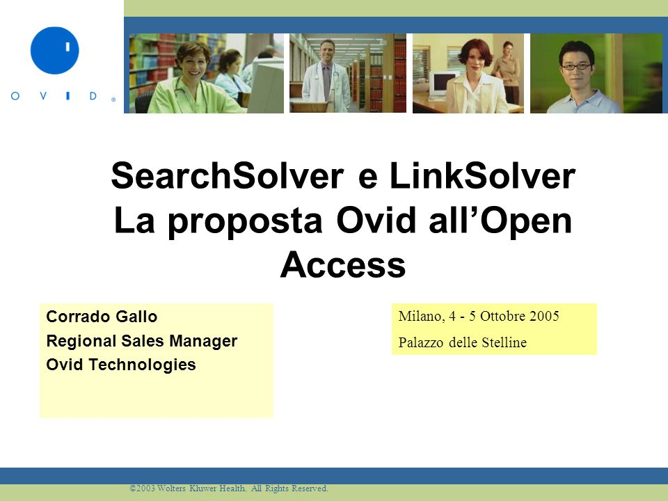 ©2005 Ovid Technologies.All Rights Reserved.
