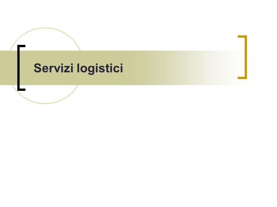 Servizi logistici