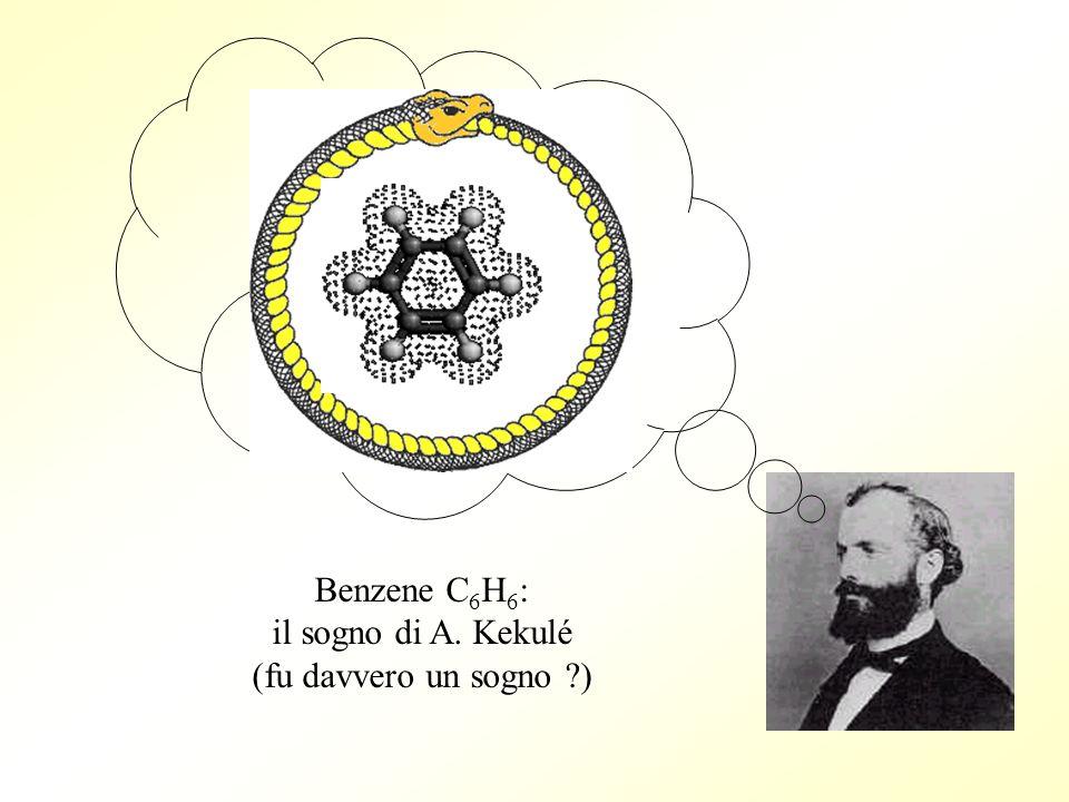 I gruppi alchilici legati al benzene aumentano la disponibilità di cariche elettriche negative delocalizzate nellanello aromatico