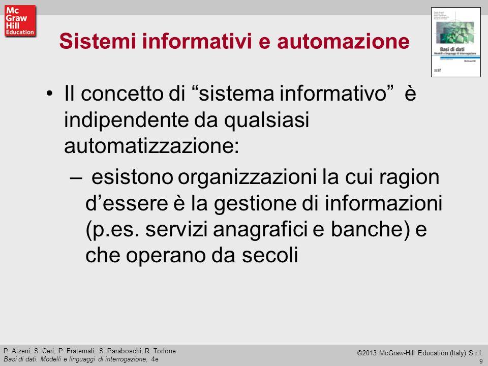 10 P.Atzeni, S. Ceri, P. Fraternali, S. Paraboschi, R.