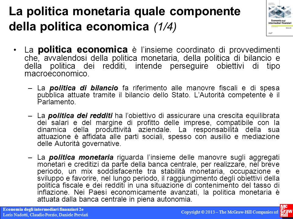Economia degli intermediari finanziari 2e Loris Nadotti, Claudio Porzio, Daniele Previati Copyright © 2013 – The McGraw-Hill Companies srl I saldi finanziari settoriali (5/7)