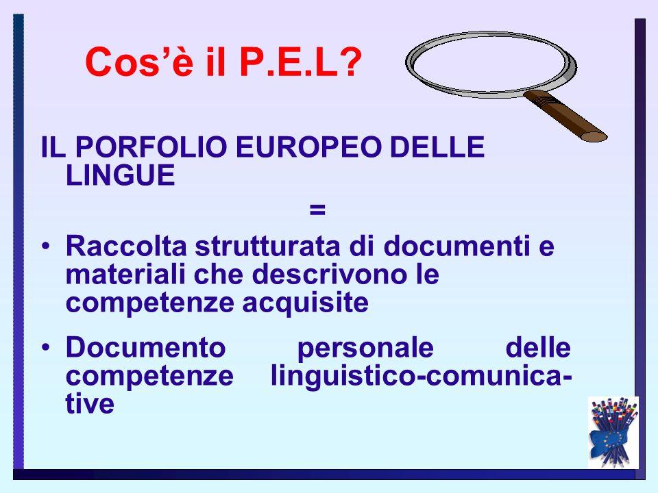 Progettare un curricolo plurilingue richiede un attenzione particolare a un importante documento che il Consiglio dEuropa ha messo a disposizione dei