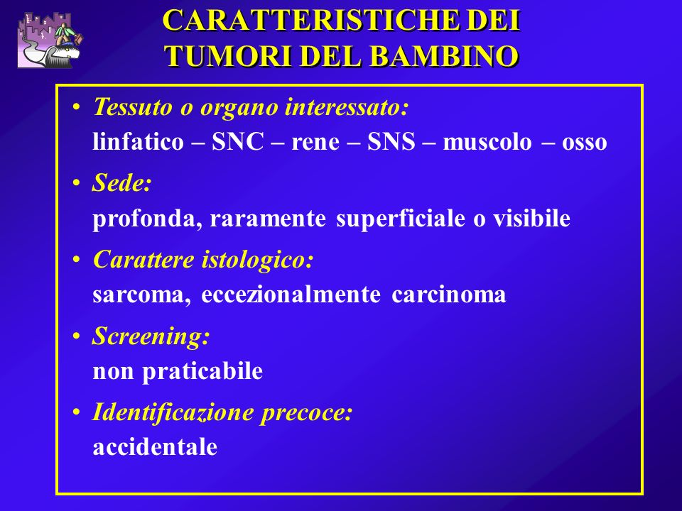 TRATTAMENTO MULTIDISCIPLINARE INTEGRATO Supportotrasfusionale Supportoimmunologico Supporto anti-infettivo Supporto metabolico RADIO TERAPIA CHEMIO TERAPIA CHIRURGIA