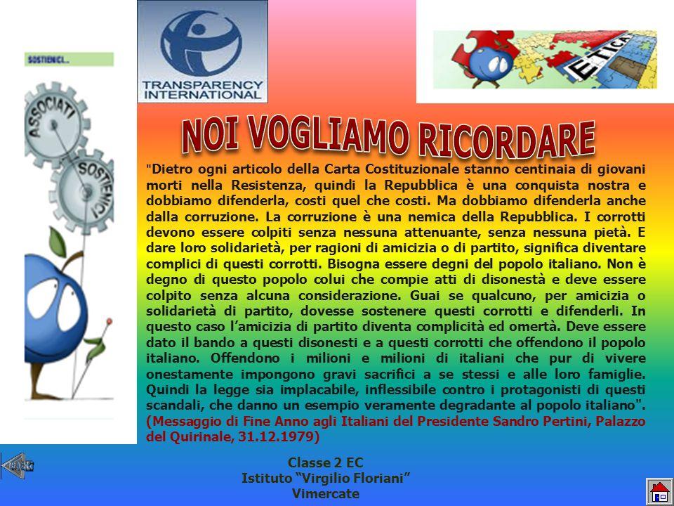 Classe 2 EC Istituto Virgilio Floriani Vimercate
