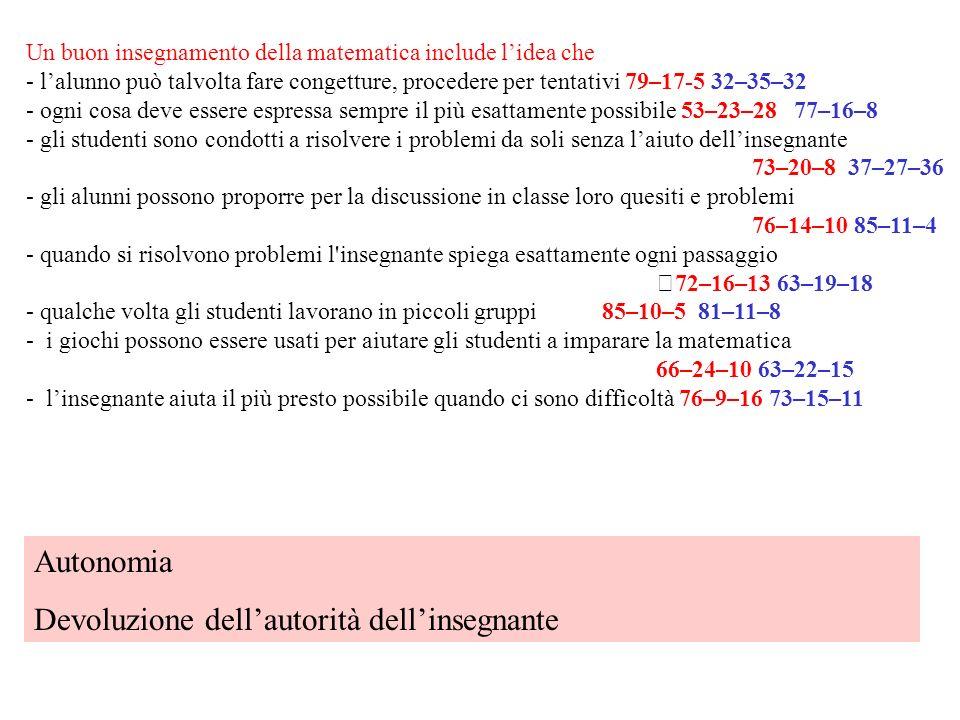 Esperienza finlandese I finlandesi sono risultati i migliori nel test PISA