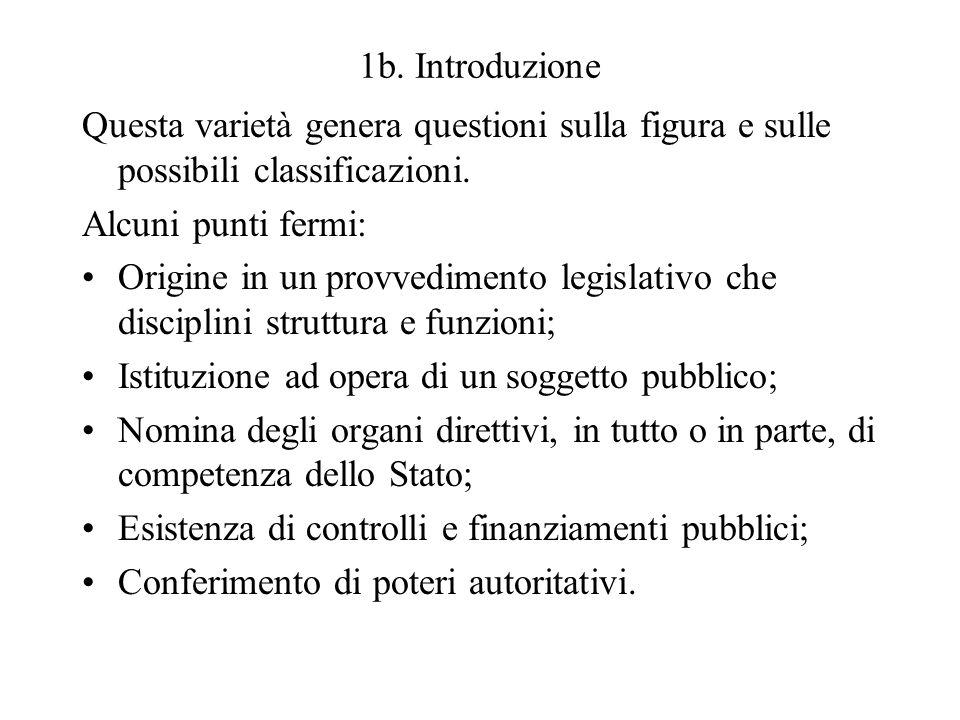 1b. Introduzione Questa varietà genera questioni sulla figura e sulle possibili classificazioni.