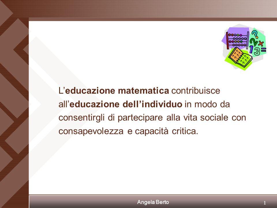 Angela Berto 0 I.M.S. Sandro Pertini Genova angela.berto@istruzione.it Progetto Lauree scientifiche Modelli ottenibili attraverso la funzione logaritm