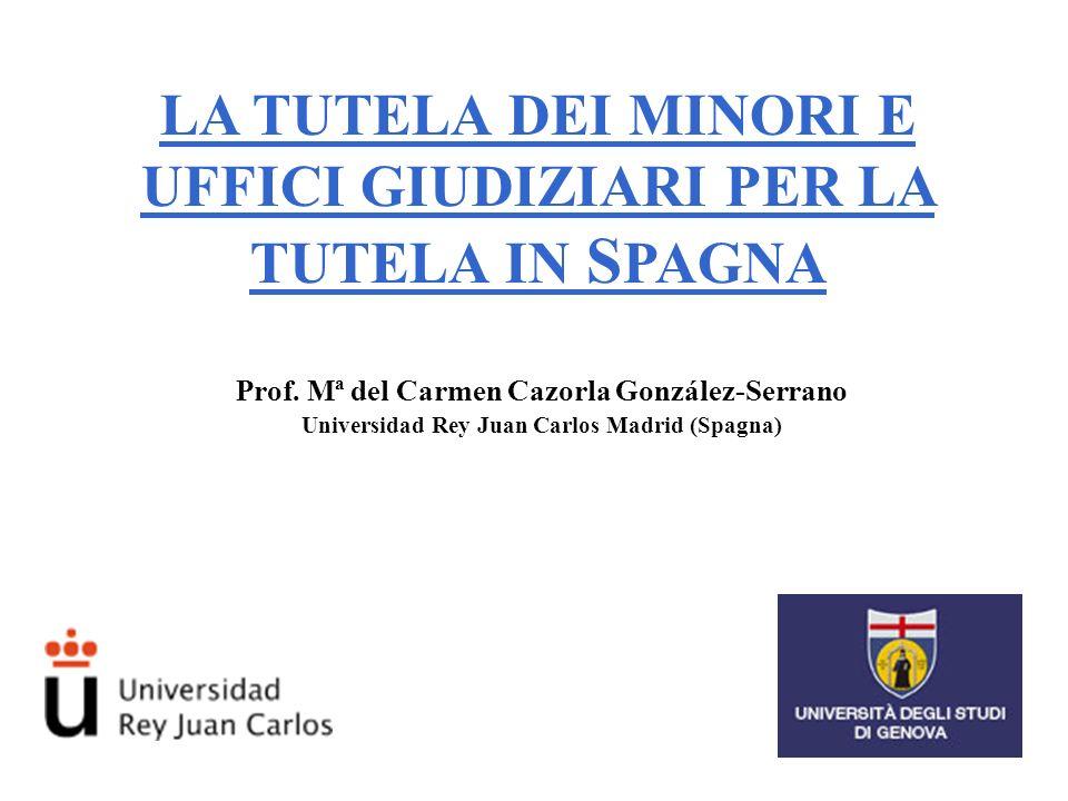 Prof.Mª del Carmen Cazorla González-Serrano12 D.