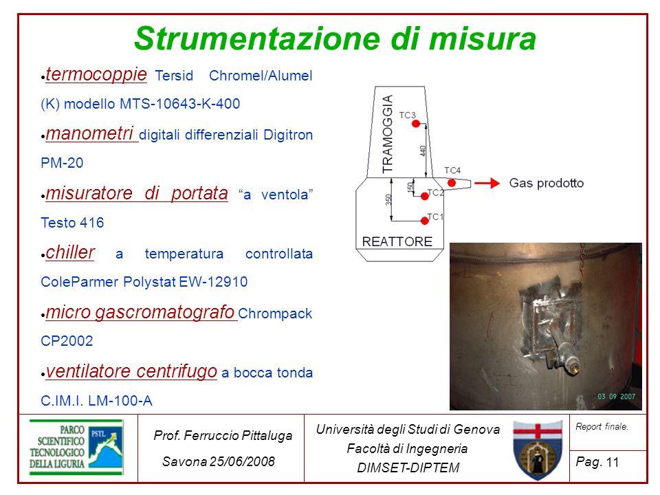 Strumentazione di misura termocoppie Tersid Chromel/Alumel (K) modello MTS-10643-K-400 manometri digitali differenziali Digitron PM-20 misuratore di p