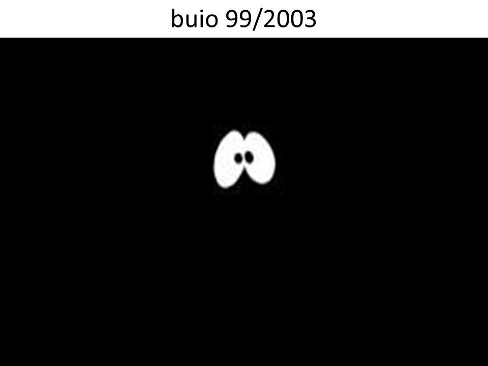 buio 99/2003
