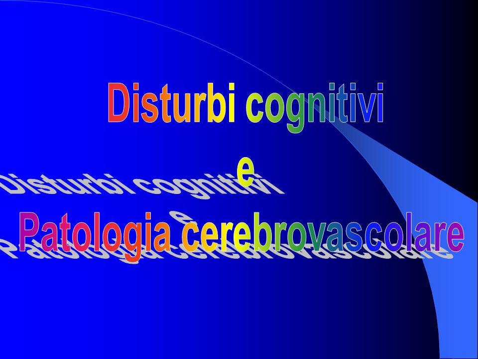 4.Esclusione di altre forme di Demenza; 5.