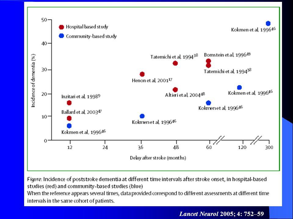 Lancet Neurol 2005; 4: 752–59