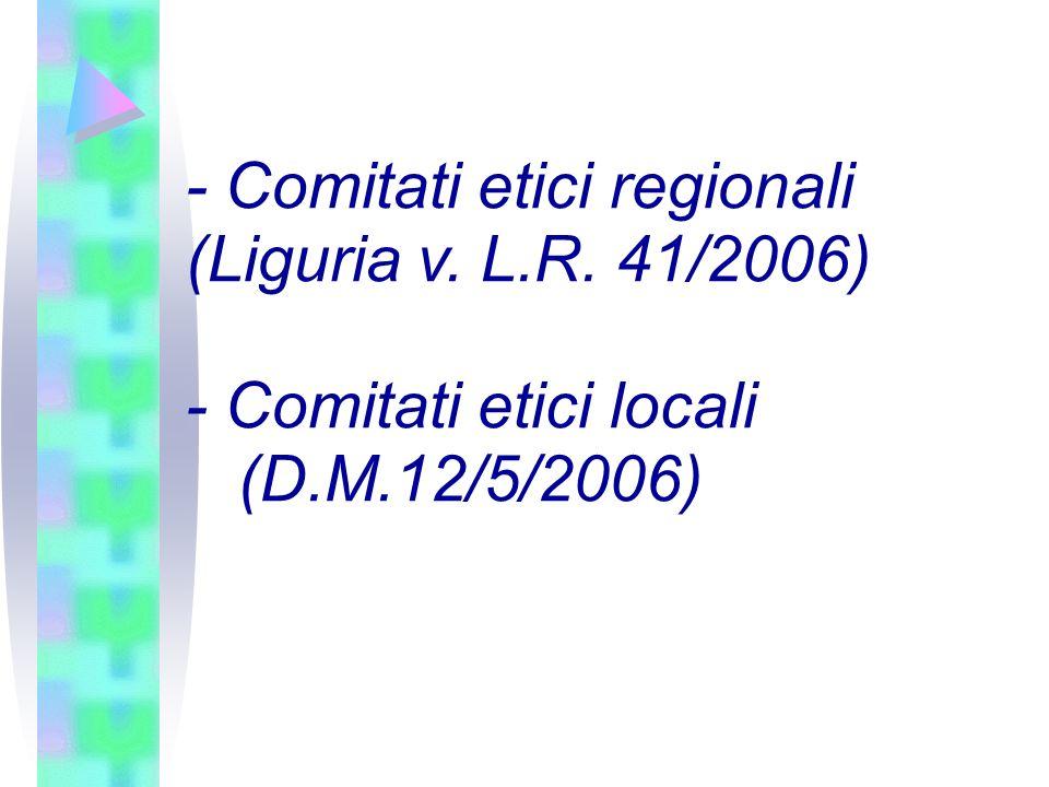 D.M.18/3/1998 acquisizione del c.i.: - qualità della comunicazione e dellinformazione; - comprensione informazione; - libertà decisionale del pz; - capacità decisionale del pz.