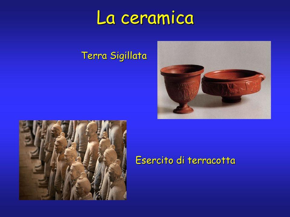 La ceramica Esercito di terracotta Terra Sigillata