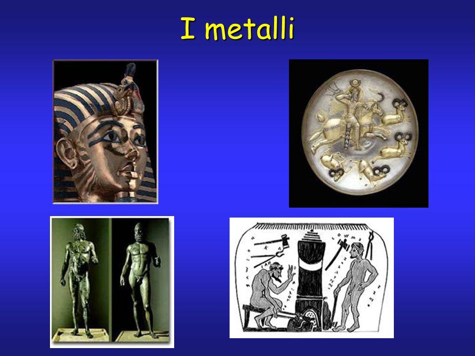 I metalli