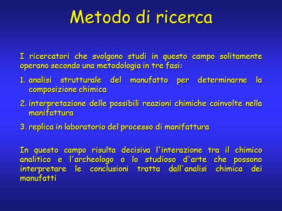 Metodo di ricerca I ricercatori che svolgono studi in questo campo solitamente operano secondo una metodologia in tre fasi: In questo campo risulta de
