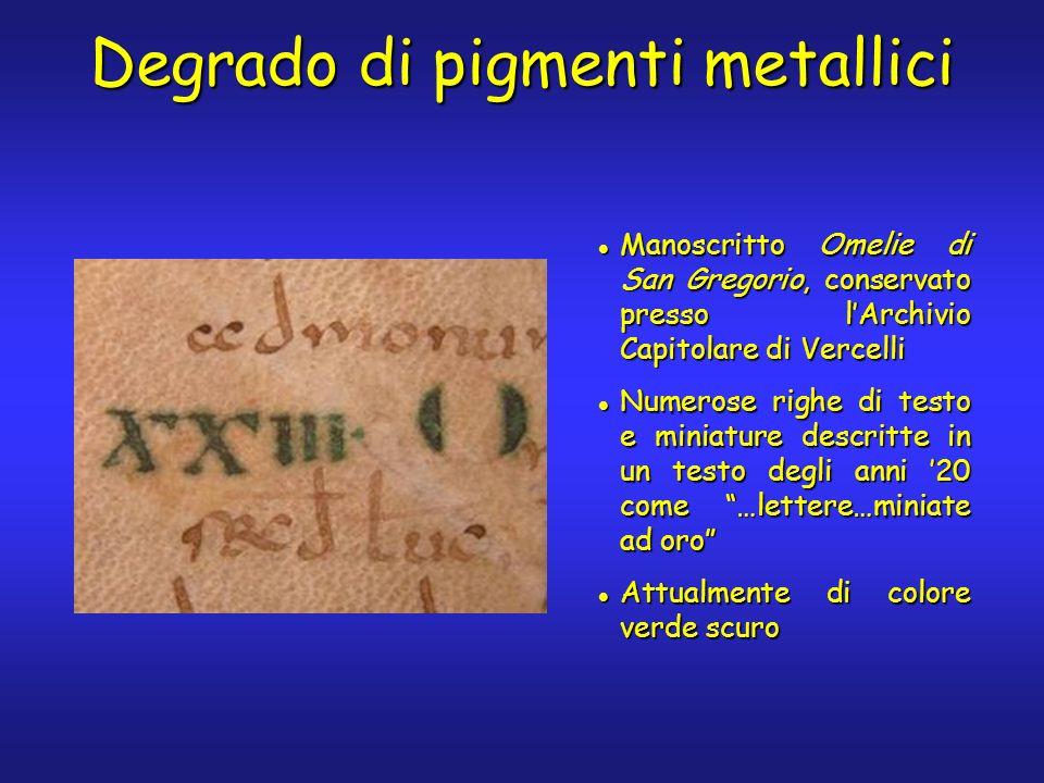 Manoscritto Omelie di San Gregorio, conservato presso lArchivio Capitolare di Vercelli Manoscritto Omelie di San Gregorio, conservato presso lArchivio