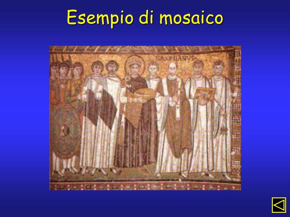 Esempio di mosaico