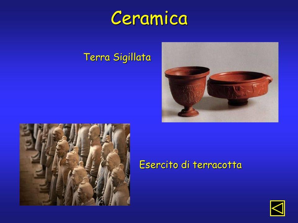 Ceramica Esercito di terracotta Terra Sigillata