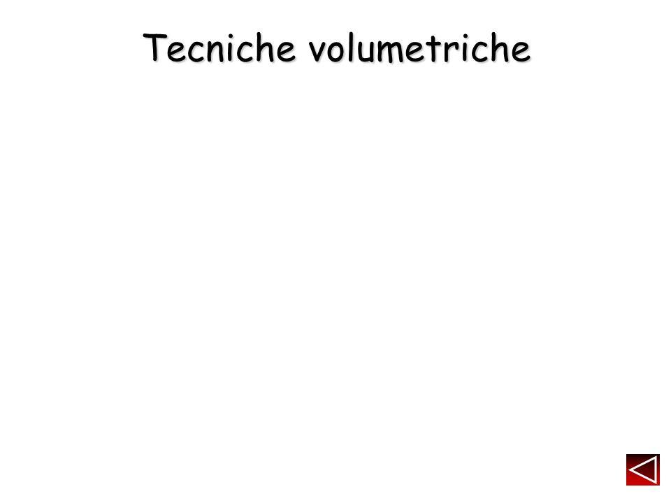 Tecniche volumetriche