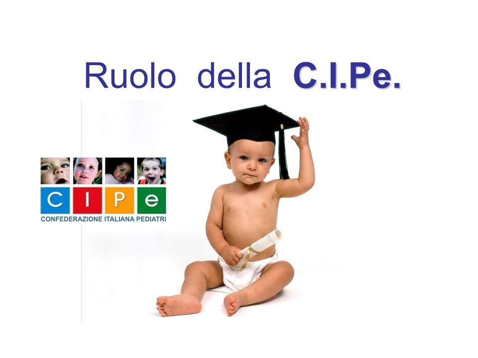 C.I.Pe. Ruolo della C.I.Pe.